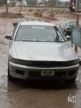 Mitsubishi Galant 1998 Registerd 2000 Mitsubishi Galant Cars