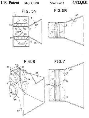 Electro-Voice MTH-4A(6)   horne nacrt   Speaker plans, Speaker