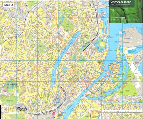 Copenhagen with 3D buildings Map - Copenhagen u2022 mappery Copenhagen - new world map denmark copenhagen