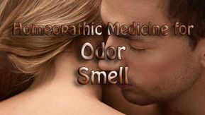 Homeopathic Medicine for Body Odor | Homeopathy