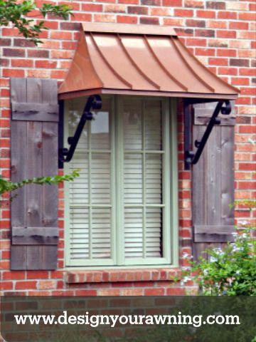 Awning Inspiration Beautiful Window Awnings In 2020 Beautiful Doors Window Awnings Home Styles Exterior