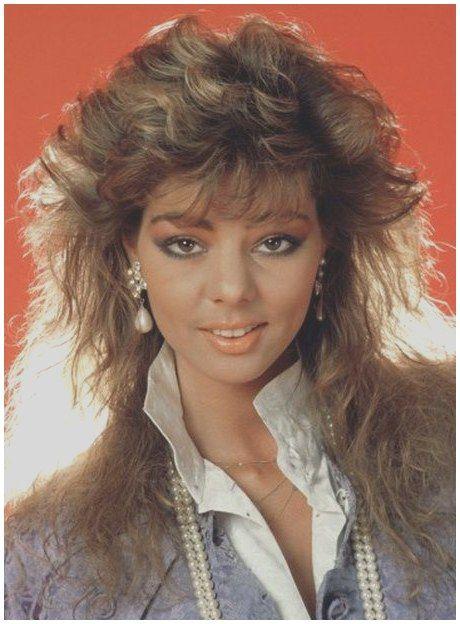 Frisuren Damen 80er Jahre Frisurentrends Womens Hairstyles 80s Big Hair Mens Hairstyles