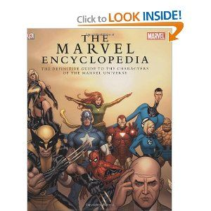 Amazon.com: The Marvel Encyclopedia: The Definitive Guide to the Characters of the Marvel Universe (9780756623586): Daniel Wallace, Tom Brevoort, Andrew J. Darling, Tom DeFalco, Peter Sanderson, Michael Teitelbaum: Books