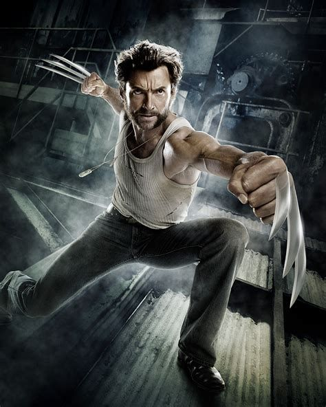 X Men 4 Origin Wolverine 2009 With Images X Men