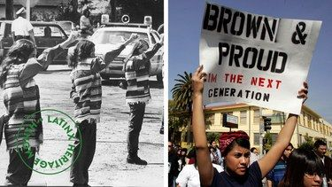 On Chicanx Activists And The Mexican American History Lesson They Don T Teach In School American History Lessons Mexican American Civil Rights Movement