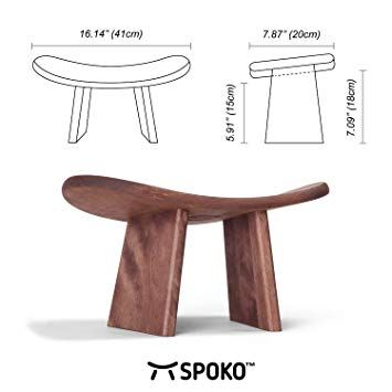 Fabulous Spoko Meditation Bench Travel Version The Original Andrewgaddart Wooden Chair Designs For Living Room Andrewgaddartcom