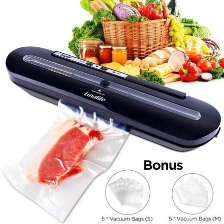 Best Food Vacuum Sealer Machines Automatic Vacuum Vacuum Sealer