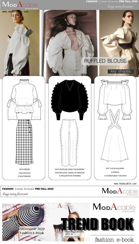 Pre Fall 2020 fashion trends/тренды моды осени 2020