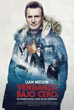 Venganza Bajo Cero 2019 Cine Poster Peliculas Completas Venganza Liam Neeson