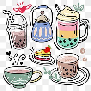 Pearl Milk Tea Dessert Drink Cup Cup Clipart Milk Tea Pearl Png Transparent Clipart Image And Psd File For Free Download Milk Tea Tea Illustration Pearl Tea