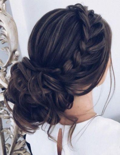50 Classy Braided Updo Styles For Wedding! - Hair Tutorials #braided #braidedhairstylesforlonghair #braidedhairstylestutorials #braidedupdo #updohairstyles #hairtutorial #hairvideos #braiding #bridalhairstyle #promhair #braidedUpdos #promhairbraided