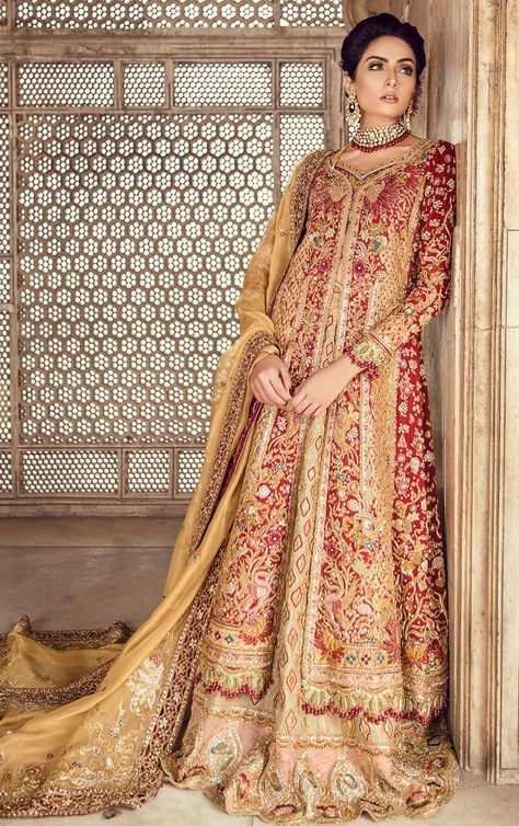 b2b34c8026 Tena Durrani Latest Bridal Collection 2019 - PK VoguePakistani leading  fashion designer Tena Durrani introducing latest