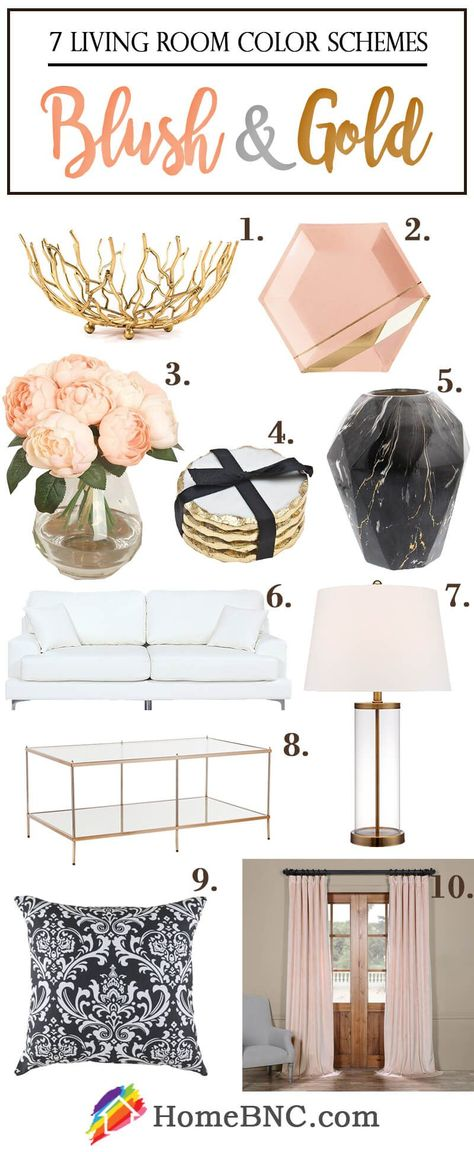 A part of hearst digital m. 23 Irresistible Copper and Blush Home Decor Ideas that ...