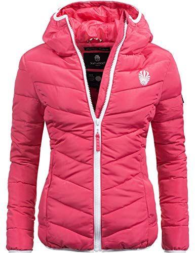 GrM Elva Pink Winterjacke Steppjacke Navahoo Damen 5TFK1lc3uJ