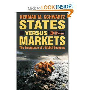 States versus Markets