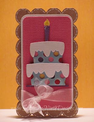 cute card ..cricut