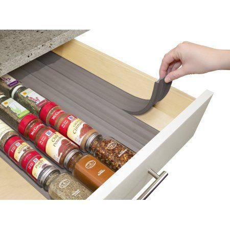 Home With Images Spice Organization Drawer Spice Organization