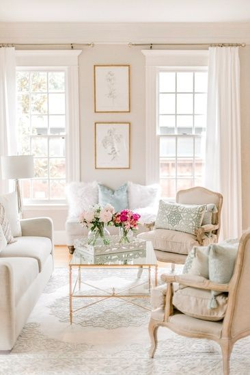 Formal Living Room French Transitional Glam With A Modern Vibe Glam Living Room Glam Living Room Decor Formal Living Rooms