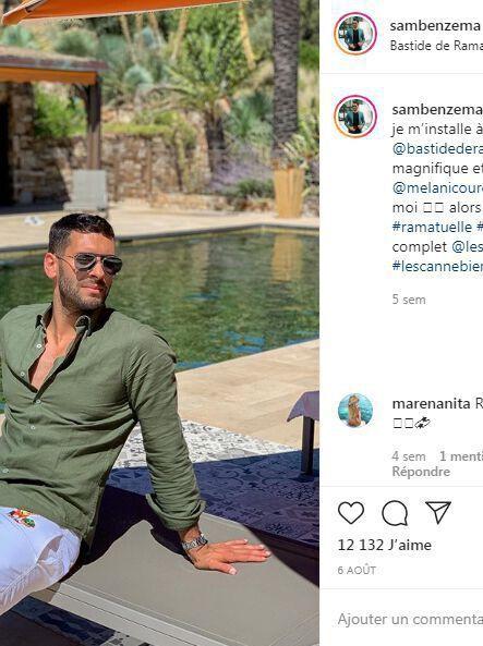 Samir Benzema Que Devient Le Cousin Suppose De Karim Tele Realite Devenir Papa Homme D Affaires
