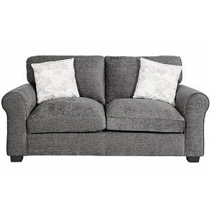 Argos Home Tammy 2 Seater Fabric Sofa Charcoal Argos Home Charcoal Sofa Fabric Sofa