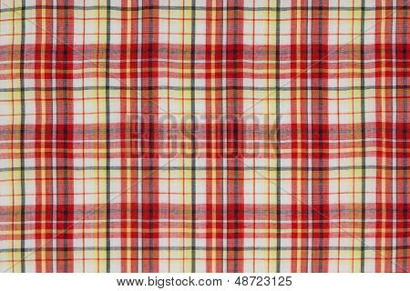 Checkered Picnic Tablecloth Poster Picnic Tablecloth Poster Picnic