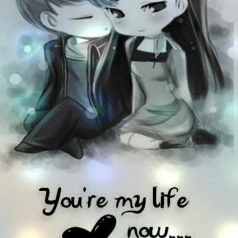 Sencillamente eres mi vida