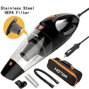 Top 10 Best Car Vacuum Cleaners In 2020 Reviews Benefits Hqreview Car Vacuum Car Vacuum Cleaner Best Handheld Vacuum