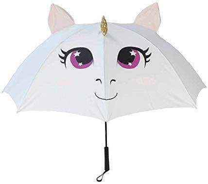 Starry Night Regenschirm mit Katzen Fantasy Taschenschirm Katzenmotiv