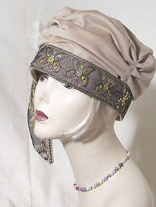 Vintage 1920s style Womens Flapper Cloche Hat   eBay
