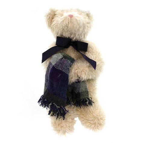 Trundle B Bear And Blankie Teddy Bear