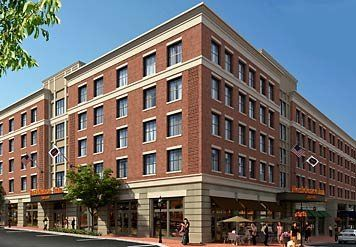 The Residence Inn Portsmouth Downtown Portsmouth Nh This