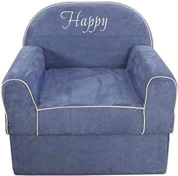 Mwy Lazy Sofa Toddler Furniture Children S Sofa Armchair Storage Stool Soft And Comfortable Cartoon C In 2020 Blue Mini Sofa Childrens Chairs Toddlers Childrens Chairs