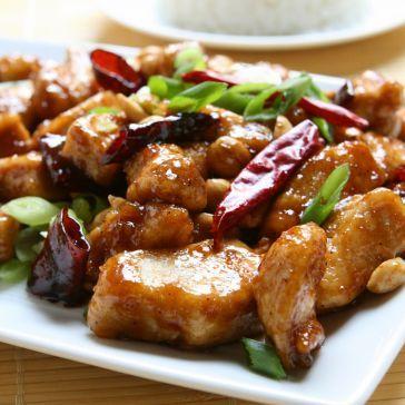 Rozgrzewający kurczak kung pao  #gongbao #chicken #chilli #przepis #kurczak #pikantny #chińskie #azjatyckie