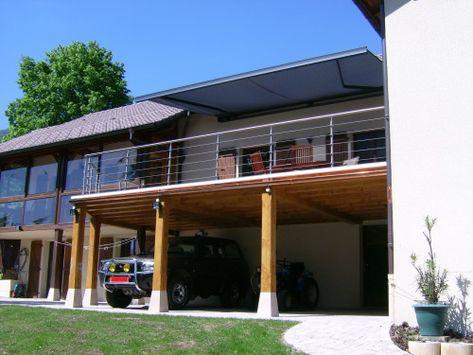 Prix du0027une terrasse sur pilotis Balconies - prix d une terrasse en bois