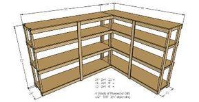 Model Shelves With Images Diy Storage Shelves Garage Storage Shelves Basement Storage Shelves