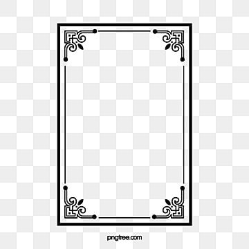 Hand Painted Creative Texture Vintage Border Rectangle Clipart Abstract Totems Png Transparent Clipart Image And Psd File For Free Download Vintage Borders Floral Wallpaper Iphone Hand Painted