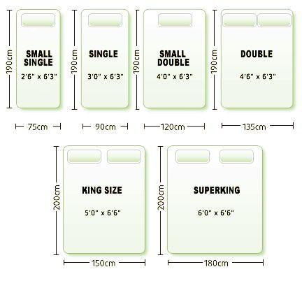 dimensioni letto king - Cerca con Google   Architectural   Pinterest