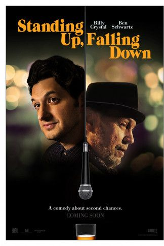 Standing Up Falling Down 0000 Movie Posters 1 Of 1 In 2020 Full Movies Download Movie Posters Download Movies