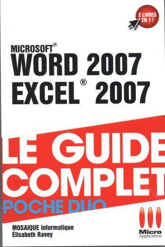 Microsoft Word 2007 Gratuit Complet : microsoft, gratuit, complet, Télécharger, COMPLET, POCHE, EXCEL, Collectif, ▽▽, Votre, Fichier, Ebook, Maintenant, !▽▽, Amazon, Bücher,, Bücher