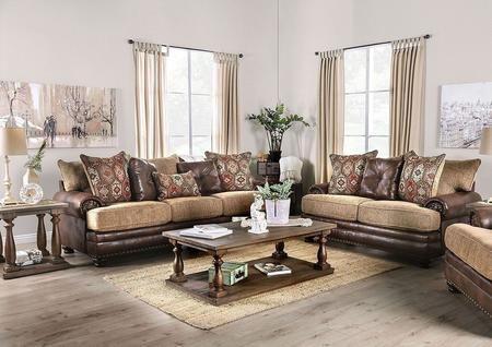 Fletcher Collection Sm5148sfset 2 Pc Living Room Set With 98 Sofa