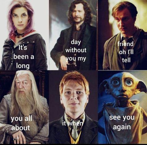 Lustige Harry Potter Bilder - #153- Ende - Wattpad