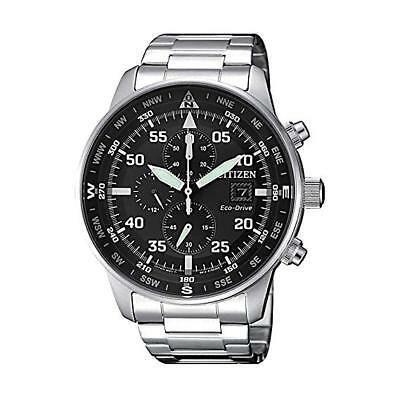 New Citizen Crono Aviator Men Rsquo S Eco Drive Chronograph Watch Ca0690 88e Vintage Watches For Men Cheap Watches For Men Chronograph Watch