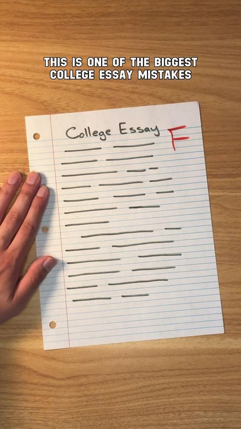 What Should You Write Your College Essay About?