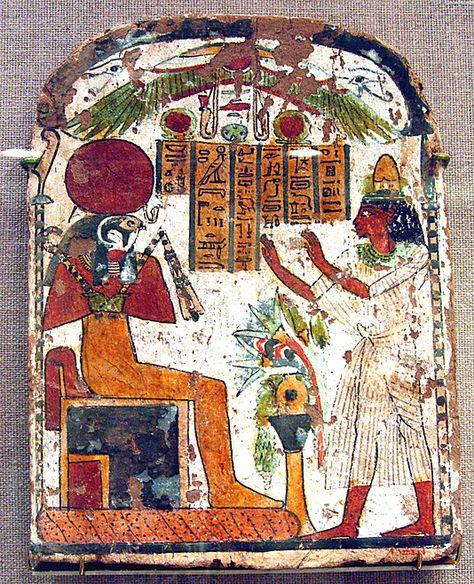 Painted panel of Djedbastet  Date: ca. 825–712 B.C.   Deir el-Bahri, Tomb MMA 801, MMA 1921-1922  Accession Number: 22.3.34