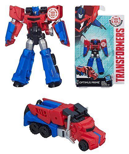 NEW Transformers Robots In Disguise Legion Class Optimus Prime Figure