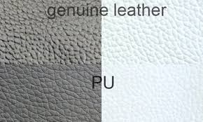 Image Result For Pu Leather Vs Real Leather Leather Pu Leather Real Leather