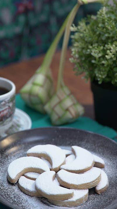 Kue Putri Salju Resep Resep Kue Putri Resep Masakan Kue