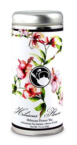 Hibiscus Flower Tea The Tea Can Company Https Www Amazon Com Dp B015njaap2 Ref Cm Sw R Pi Dp Vdpcxbq2syk0x Hibiscus Flower Tea Hibiscus Tea Blooming Tea