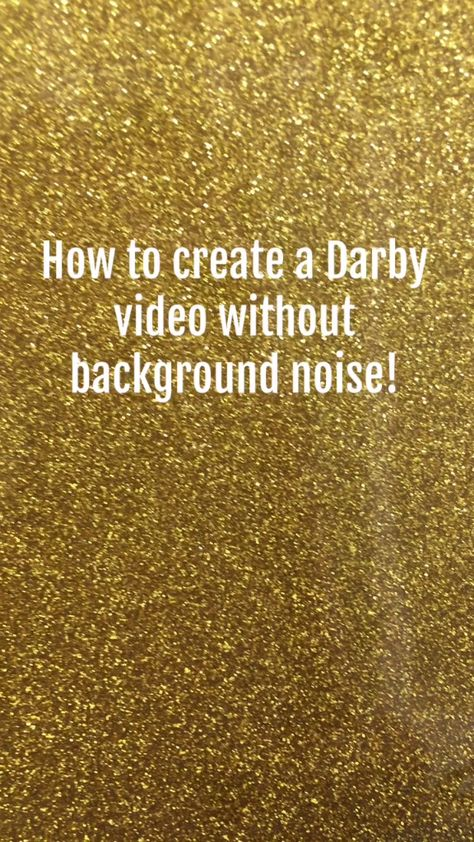 How To Turn Off Your Sound!