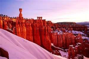 brice national park, ut